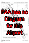 Florala Municipal Airport Diagram